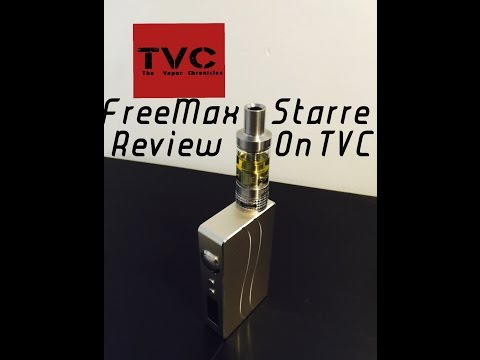Танк FreeMax Starre DVC (Sub Ohm) - видео 1