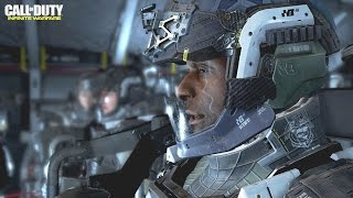 CALL OF DUTY: Infinite Warfare All Cutscenes (Game Movie)  60FPS