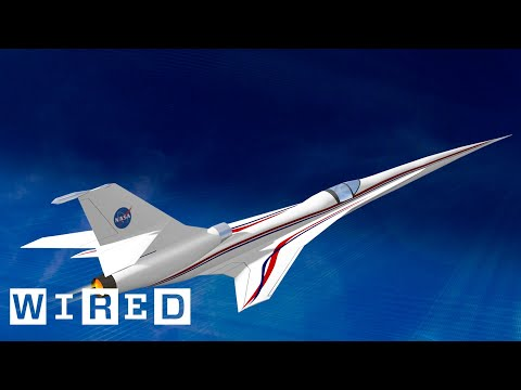 The Future Fliers of NASA's X-Plane Program | WIRED