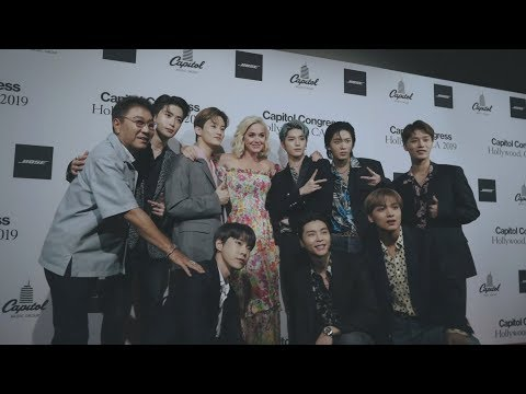 At Capitol Congress 2019, NCT 127 to the world!