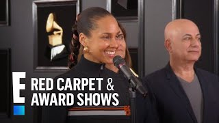 Alicia Keys Tells Why She's Excited to Host 2019 Grammys   E! Red Carpet & Award Shows