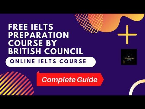 Free IELTS Preparation Course by British Council | Online IELTS Course | IELTS Test