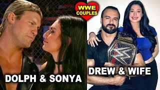 10 Most Shocking WWE Couples 2020 - Dolph Ziggler & Sonya Deville, Drew McIntyre & Wife
