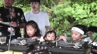 DJ Sunflower in富安マウンテン