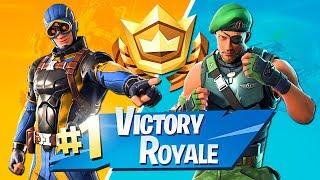 Random Duos!! // Pro Fortnite Player // 2,100 Wins (Fortnite Battle Royale Gameplay)