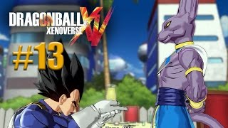 DRAGON BALL XENOVERSE: La batalla de los Dioses!! #13