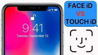 Face ID против Touch ID — что лучше?
