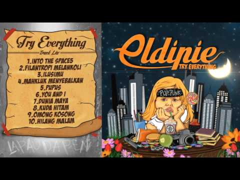 Eldipie - Try Everything (Album Teaser)
