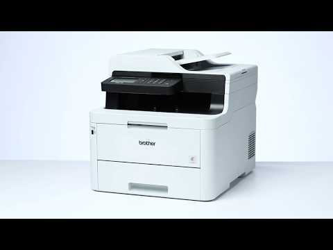 Brother MFC-L3770CDW (WiFi, Laser/LED, Couleur, Impression recto verso)
