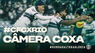 Gol do Coxa - Coritiba 1 x 1 Rio Branco