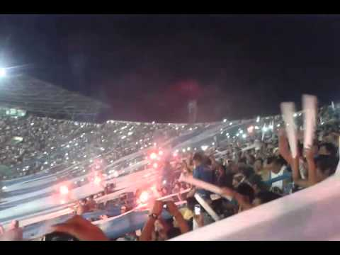 """""""Recibimiento Clasico BLOOMING  LOS CHIFLADOS"""" Barra: Los Chiflados • Club: Blooming"""