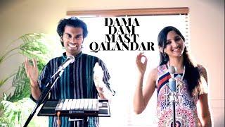 Mast Qalandar (Remix) | Lyrics Meaning - Aks   - YouTube