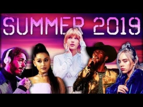 SUMMER 2019 (30+ Songs) - Summer Megamix by Vincent Mashups