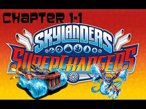 Skylanders: SuperChargers (PS3) Chapter 1
