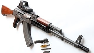 How To Lubricate Your AKM AK47 And AK74 Rifles