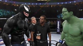 VENOM vs HULK UFC