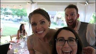 OFFICIATING MY FRIEND'S WEDDING