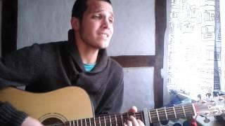 Asaf Avidan - The Reckoning Song (Guitar Cover) (Wankelmut - One Day)