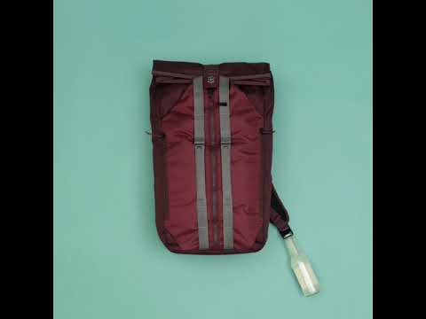 Deluxe Duffel Laptop Backpack