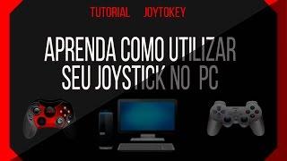 Como configurar o Joystick para o PC 2016 Joytokey