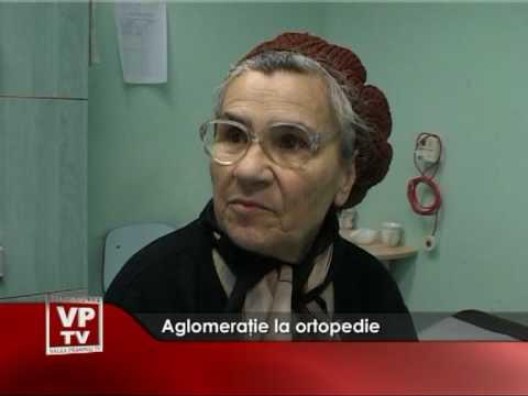 Aglomeratie la ortopedie