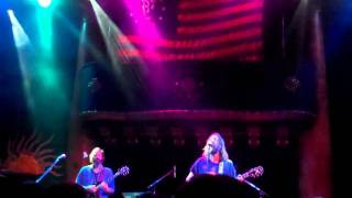 Chris Robinson, Little Lizzie Mae, 12-13-11, Great Amorican, SF