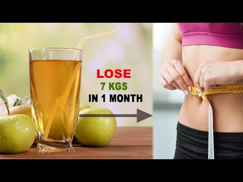 How Apple Cider Vinegar Helps in Weight Loss | Healthfolks