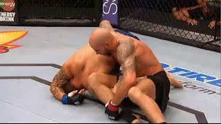 Fight Night Phoenix: Gracie Breakdown - Ben Saunders