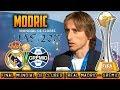 Real Madrid 1-0 Gremio Declaraciones de MODRIC | C - Vídeos de Luka Modric del Real Madrid