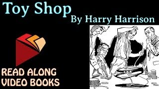 Toy Shop by Harry Harrison, Complete unabridged audiobook full length videobook
