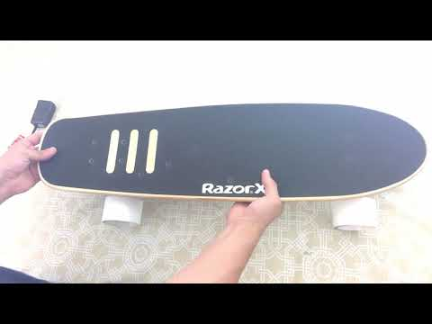 Review First Impression Razor X1 Cruiser Electric