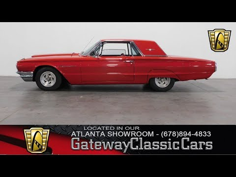 Video of '64 Thunderbird - L2RY