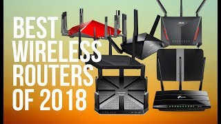 Best Wireless Routers of 2018 | Top 10 | Top Wireless Router