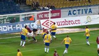 preview picture of video 'FK TEPLICE - AC SPARTA PRAHA 0:1 [HQ]'