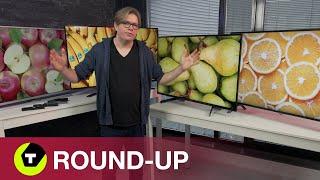 Hdr-tv's van 50-inch Round-up - Vier modellen rond de zeshonderd euro getest