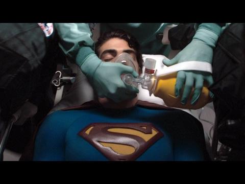 Superman dying   Superman Returns