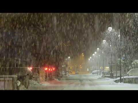 Meteo / LIVIGNO ~ nevicata incredibile [VIDEO]