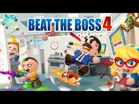 Beat the Boss 4 (iOS/Android) Gameplay HD