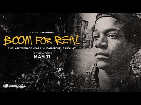 Movie Trailer: Boom for Real: The Late Teenage Years of Jean-Michel Basquiat (2017) (0)