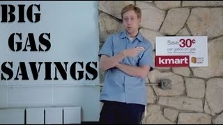 Kmart Ad Songified - Big Gas Savings