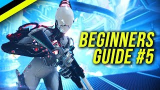 Warframe Beginners Guide Part 5 - Saturn Junction, How To Farm Nova, How To Build Frost, The Raptor
