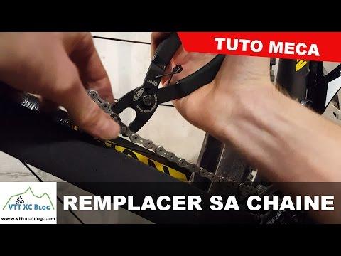 ✅ Quand changer et comment remplacer sa chaine de vélo