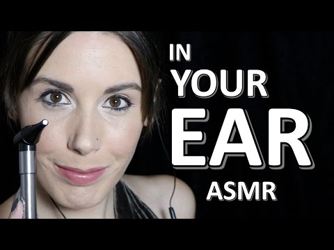 ASMR Otoscope Role Play: Quick Fix Friday