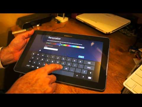 Samsung ATIV Smart PC XE500T unboxing and walk around