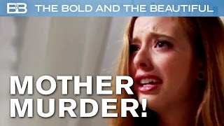 The Bold And The Beautiful / Aly's Mother Troubles