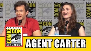 AGENT CARTER Comic Con Panel