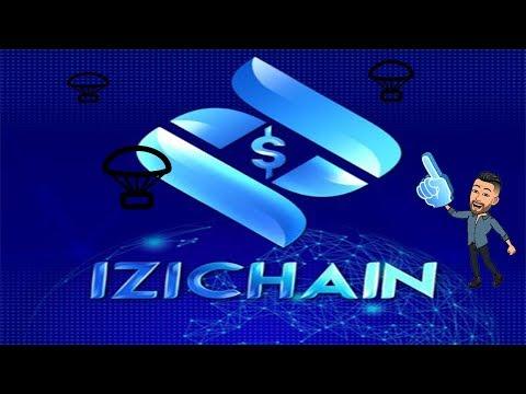 Airdrop Izichain Network $8.5 dólares Fácil !