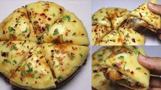 Veg Shawarma Sandwich By Recipes of the World