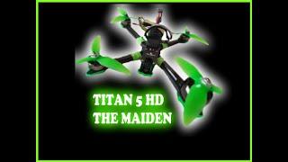 TITAN 5 HD THE MAIDEN