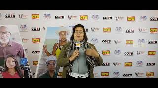 Ivanilda Brito no 5º Congresso Nacional da CTB
